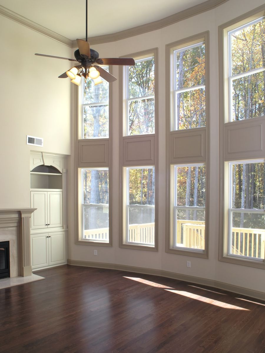 Duncan glass and mirror ok photo gallery for Residential window walls